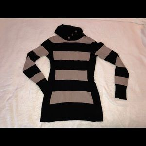 Cache Striped Sweater